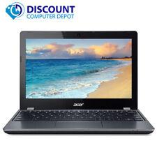 "Acer Chromebook 11.6"" Laptop Computer Intel Celeron 16GB SSD WIFI HDMI - GRADE B"