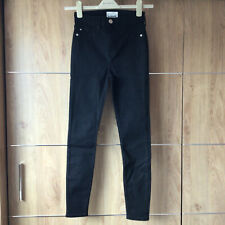 River Island Regular Leg Harper High Rise Skinny jeans, black RRP:£40.99 UK 8