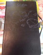 Glashutte Watch Brand  Black Notebook/Journal/Diary