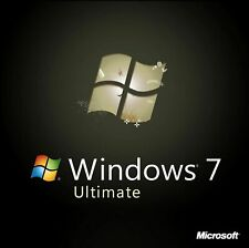 WINDOWS 7 ULTIMATE 32-64 BIT SP1 ORIGINAL LICENSE KEY LIFETIME