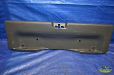 2003-2005 MITSUBISHI EVOLUTION EVO IX 9 VIII 8 OEM TRUNK SCUFF PLATE TRIM PANEL