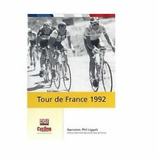 DVD Tour De France 1992 - Miguel Indurain TDF Cycling Bike Retro Racing TDF