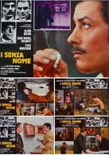 Le CERCLE ROUGE RED CIRCLE Italian fotobusta movie posters x5 DELON MELVILLE R75
