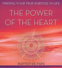 NEW 5 CD The Power of the Heart : Finding Your True Purpose by Baptist de Pape