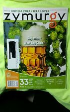 ZYMURGY MAGAZINE,  2008 VOL.31 NO.5 HOMEBREW AND BEER LOVER