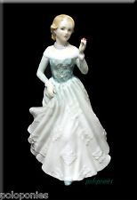 ROYAL DOULTON Grace Figurine HN3699 - Retired 2001- Made in England