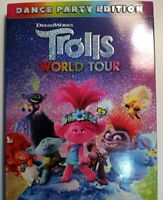 Trolls World Tour: dvd 2020