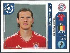 PANINI UEFA CHAMPIONS LEAGUE 2011-12- #010-BAYERN MUNICH-DANIEL VAN BUYTEN