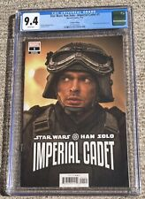 Star Wars: Han Solo Imperial Cadet #1 - Marvel 2019 - CGC 9.4 NM