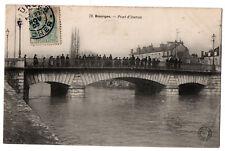 CPA 18 - BOURGES (Cher) - 79. Pont d'Auron