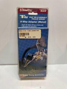 Draw-tite 6-Way Adapter 18320