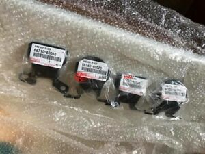 Toyota Corolla LEVIN TRUENO AE86 Door Hinge Set Of 4 Genuine JDM