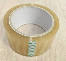 1 Roll - Carton Box Sealing Packaging Packing Tape - BIODEGRADABLE bio-plastic