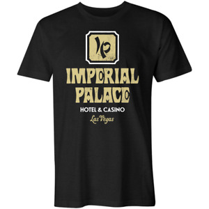 IMPERIAL PALACE HOTEL & CASINO - VINTAGE STYLE LAS VEGAS T-SHIRT