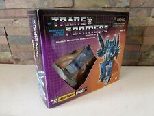 Fúnebre en Caja Vintage G1 Decepticon Transformers *** Reedición Versión. KINGTOYS