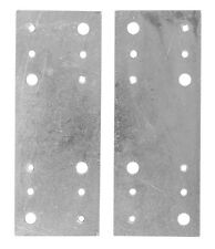 Westfalia Rock and Roll Bed Seat Woodboard Metal Backing Plates pair C9512M