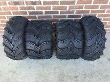 ITP Mud Lite SP ATV Tire Kit- SET OF FOUR 20x11-9  and 22x7-10 6 PLY SPORT ATV