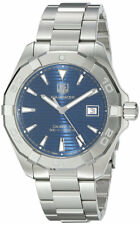 Tag Heuer Aquaracer Calibre 5 Blue Dial Automatic Steel Men Watch WAY2112.BA0928
