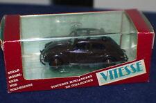 1/43 1938 VW SEDAN WITH SUNROOF VITESSE NEW