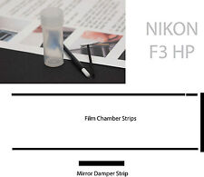 Nikon F3 HP Light Seal Kit And Mirror Damper