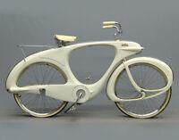 "Vintage Bicycle History 1960 Bowden Spacelander 11 x 14""  Photo Print"
