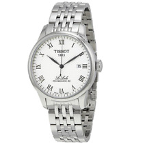 Authentic Tissot Le Locle Powermatic 80 Stainless Steel Men Watch T0064071103300