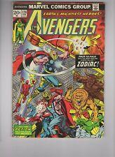 AVENGERS #120, Zodiac, Mantis, Swordsman (VG-4.0)