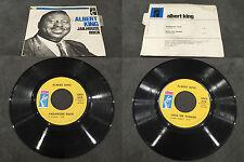 Disque 45 tours Albert King - Jailhouse Rock - EP 169.050 - single