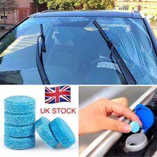 CAR SCREEN WASH CAR WINDSCREEN FLUID TABLETS X 2 , Eco-friendly ✅