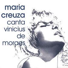 MARIA CREUZA - CANTA VINICIUS DE MORAES [DIGIPAK] (NEW CD)