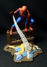 AMAZING SPIDER-MAN PRO BUILT 1:8 PLASTIC FIGURE MODEL KIT MARVEL COMICS *MINT*