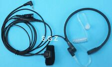 UK Throat Mic Headset/Earpiece For Binatone Radio Action-950 Terrain-200 550 PTT