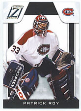 10-11 Panini Zenith #137 Patrick Roy Legends SP