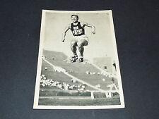 LOS ANGELES 1932 J.O. OLYMPIC GAMES OLYMPIA TRIPLE-SAUT C. NAMBU JAPON NIPPON