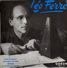 LEO FERRE PARIS-CANAILLE FRENCH ORIG EP