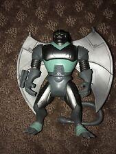 Vintage Disney Gargoyles Action Figure Steel Clan Robot With Exploding Body