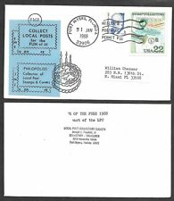 1989 Local Post Collectors Society Cover - Philopolist - Mailer's Postmark
