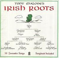 Tony Malone's - Irish Roots (1995 CD Album)