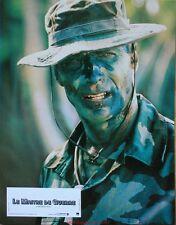 LE MAITRE DE GUERRE 8 Photos Cinéma Lobby Card Stills CLINT ESTWOOD