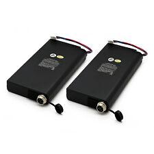 2 x 13.2V 4500mAh Fnb-78 Battery for Yaesu Vertex Ft-897 Mobile Transceiver