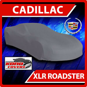 [CADILLAC XLR ROADSTER] CAR COVER - Ultimate Custom-Fit All Weather Protection