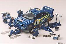 24266 tamiya rally mechanics & equipment set 1/24th kit plastique 1/24 voiture