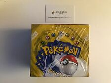 Pokemon Base Set Green Wing Charizard Booster Box sealed WOTC one country code