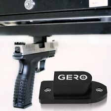 GERO Gun Magnet Magnetic Firearm Holder Concealed Pistol Holster Vehicle Mount