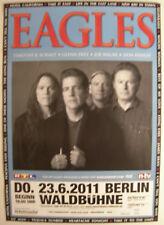 Eagles Concert Tour Poster 2011 Glenn Frey Joe Walsh Don Henley Timothy B Schmit