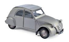 Norev Citroën 2CV A 1950 1:18 grey