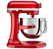 KitchenAid KSM7581 500W Stand Mixer - Candy Apple Red