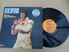 ELVIS PRESLEY LP - ELVIS   SF 8378  APL1-0283 EXTREMELY RARE COPY