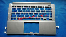 New for Samsung 900X5L NP900X5L NP-900X5L us Keyboard Cover  C shell Silver