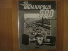 Mint Indianapolis 500 The Simulation Sealed PC Game 1989 Electronic Arts -No Box
